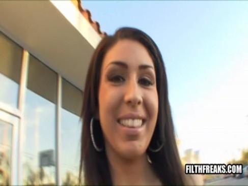 Hot latina fuck video