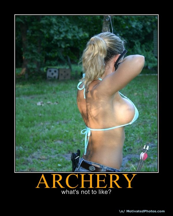 Archery Anyone?