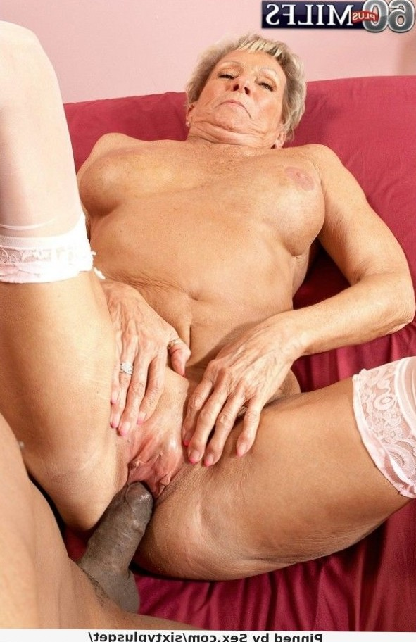 Sandra Ann - XXX Granny photos - Big, Black Cock For A 70Something MILF!