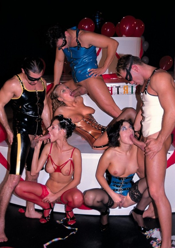 latex party