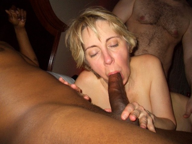 Husband's Wife To Suck Some BBC