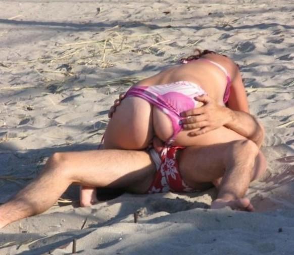 Pussy on Beach - Beach Cutie