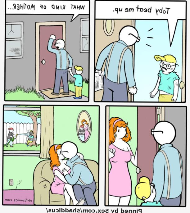 pbf comics: bully