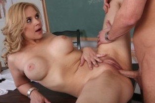 Sarah Vandella & Seth Gamble in My First Sex Teacher - Naughty America