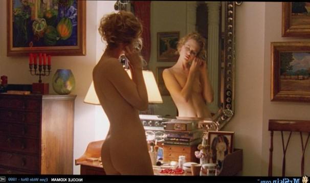 Nicole Kidman is hot and naked
