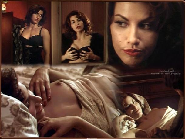 Gina Gershon nudie screen shots