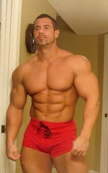 Thick muscle