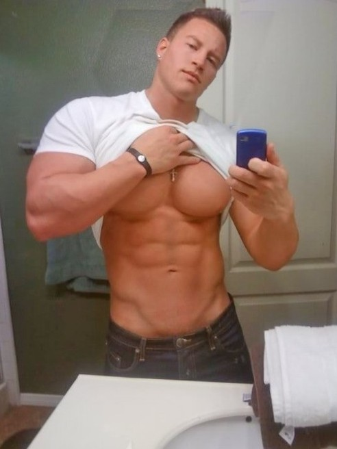 muscle dude