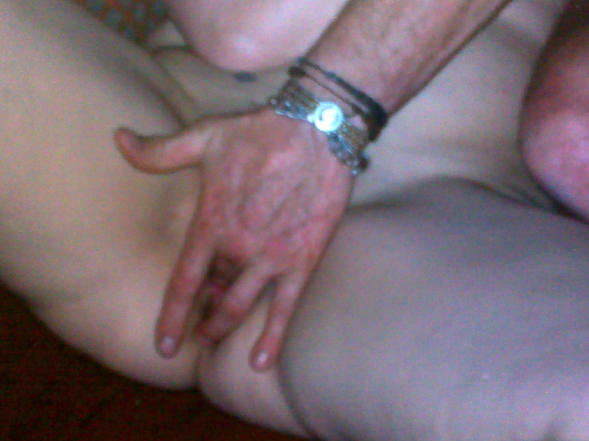 being fingered