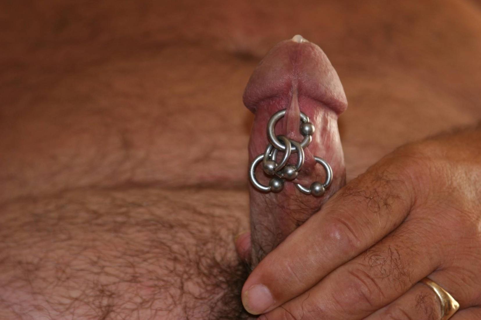 precum and piercings