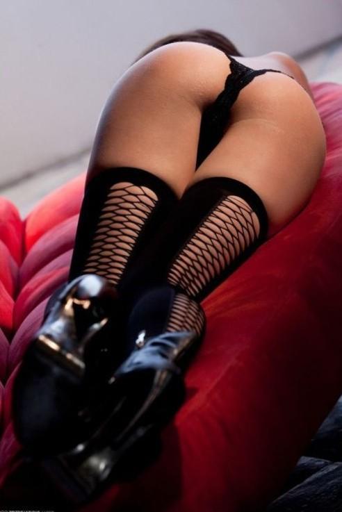#stockings #heels