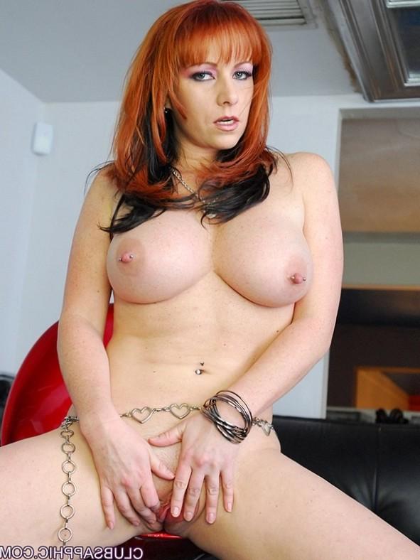 Hot Irish Redhead